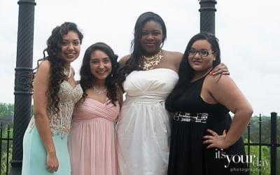 amaris & friends | prom pictures atlanta ga