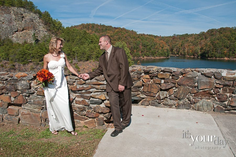 hilton | wedding photographer carters lake