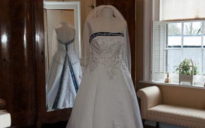 hunt | winter wedding roswell ga