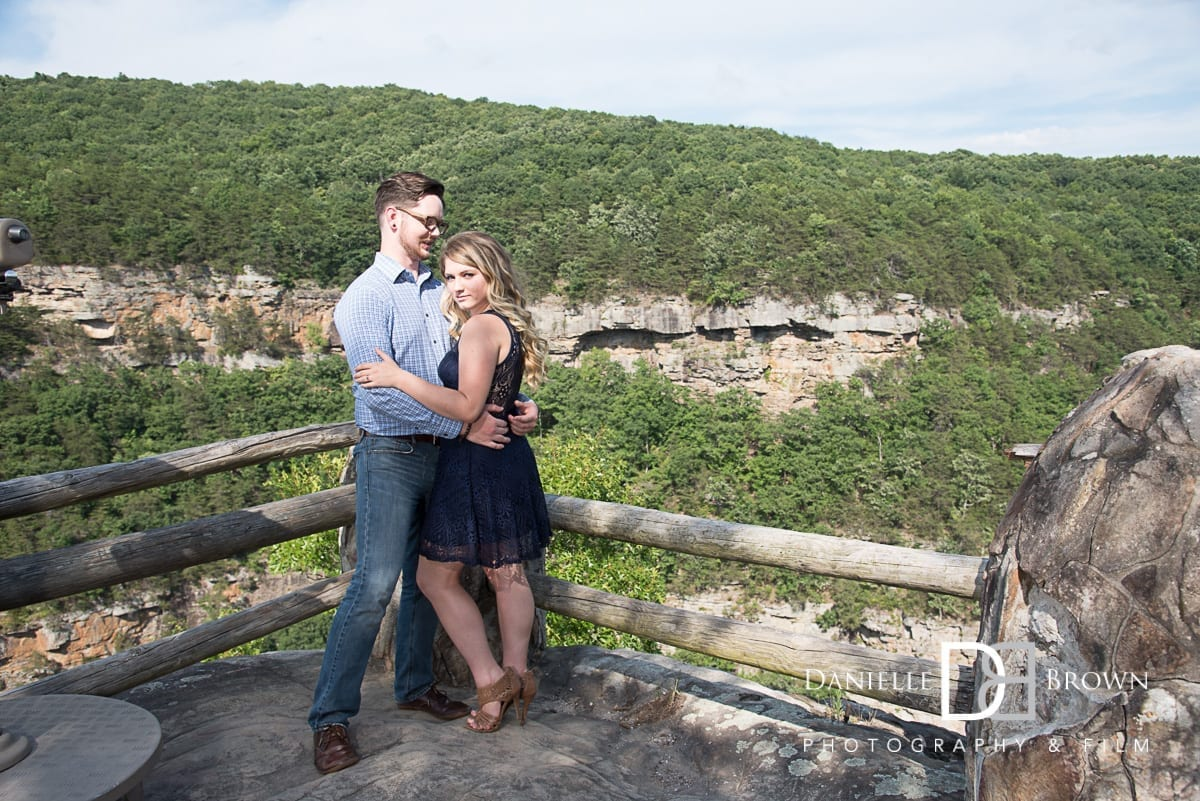 north gaengagement photo - atlanta wedding photographer