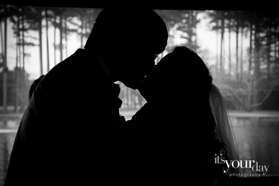 wedding-photography-cartersville-first kiss as husband & wife