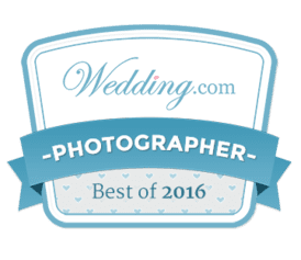 Wedding.com 2016 Best of Wedding Photography - Atlanta GA