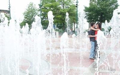 centennial olympic park engagement photographer   sitze