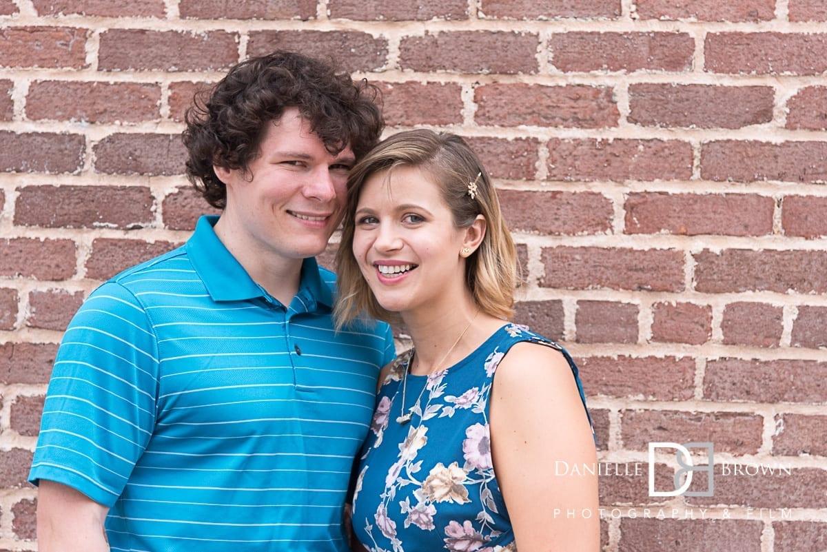 avondale estates engagement photos atlanta wedding photographer