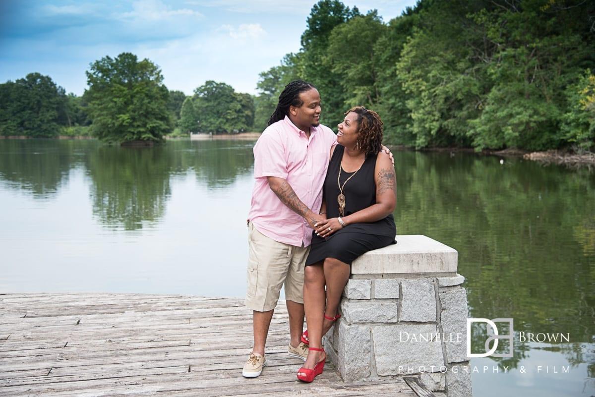 piedmont park engagement photos atlanta wedding photographer