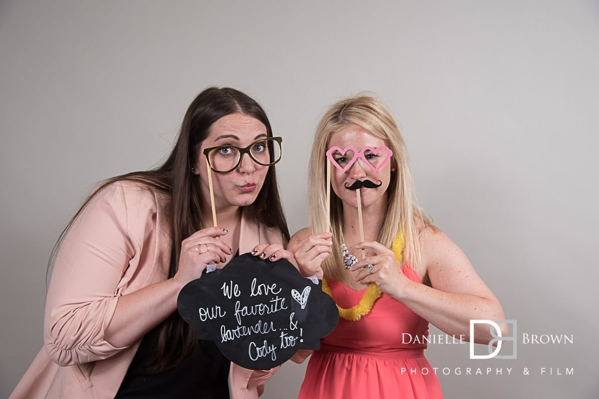 Photo Booth Dahlonega Market Place Atlanta Wedding Photographer