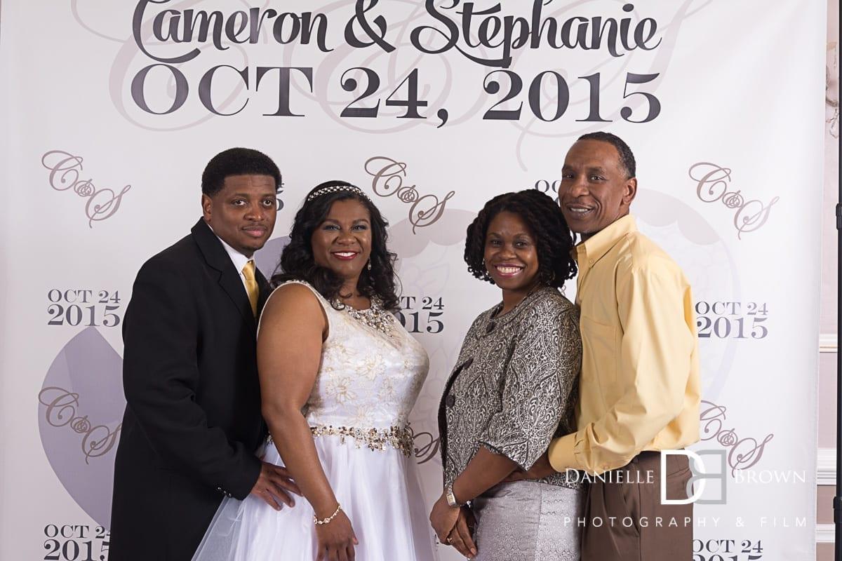 Photo Booth KTN Ballroom Atlanta Wedding Photographer