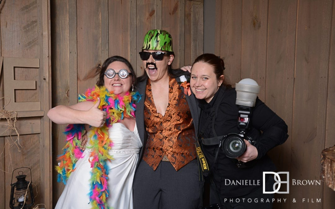 Photo Booth | Atlanta Wedding Photography | Barn at Ross Farm