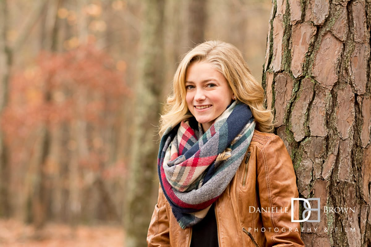 senior portraits | atlanta high school portrait artist
