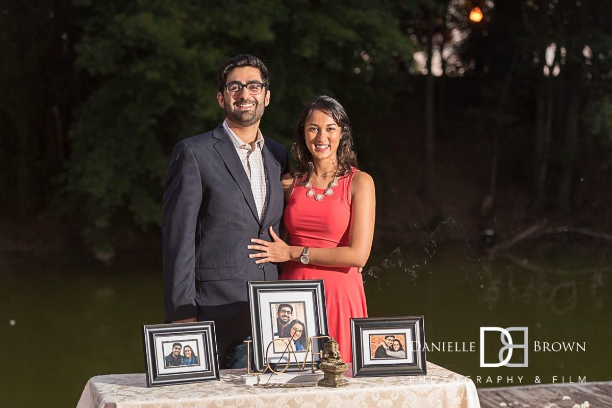 surprise proposal piedmont park   atlanta engagement photographers